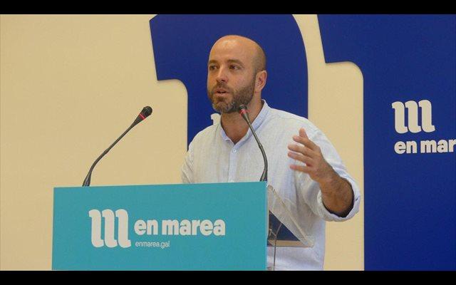 Villares denuncia la 'pasividad' de la Xunta ante las 'prácticas abusivas' de grandes empresas