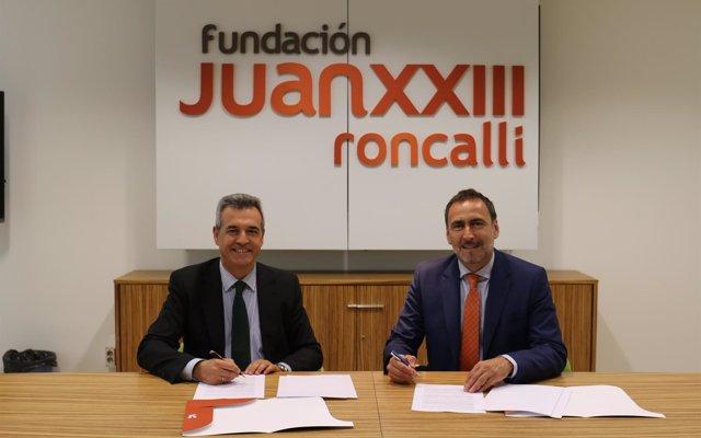 Universidad CEU San Pablo y Fundación Juan XXIII Roncalli impulsan la formación superior de personas con discapacidad