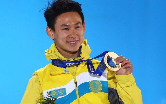 Fallece el patinador Denis Ten, bronce olímpico en Sochi, tras ser apuñalado