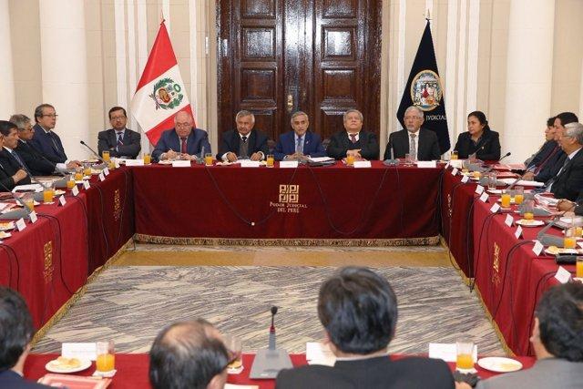 Poder Judicial de Perú