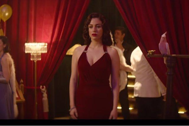 Blanca Suárez en la 3º temporada de 'Las Chicas del Cable'