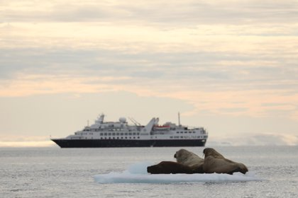Silversea Expeditions cruzará el Paso del Noreste en 2019