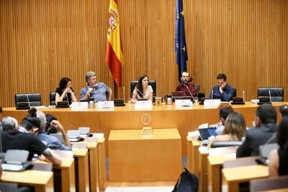 Unidos Podemos busca que los ayuntamientos puedan municipalizar la red de distribución eléctrica