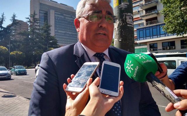 Andalucía defiende una financiación que garantice los servicios públicos y la 'igualdad' entre ciudadanos