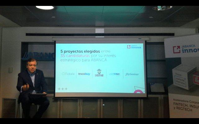 Abanca lanza la segunda edición de su programa de aceleración de start-ups
