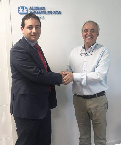 DHL Freight se suma a la plataforma 'Constructores del Futuro' de la ONG Aldeas Infantiles