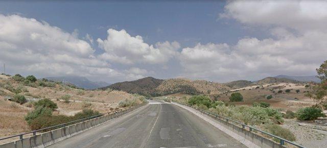 Carretera A-357