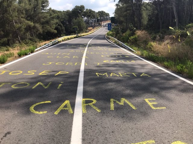 ANC y Òmnium llaman a concentrarse frente a la cárcel de Mas d'Enric