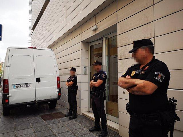 Policía Local de Las Palmas de Gran Canaria, GOIA-UE