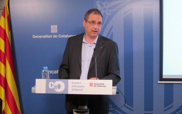 ERC ganaría las elecciones con un 24% de votos superando a Cs y JxCat, según el CEO