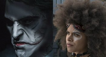 Foto: Zazie Beetz (Deadpool 2), a punto de unirse a Joaquin Phoenix en Joker