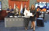 Foto: Premian al Cabildo de Tenerife por el proyecto de inserción laboral 'Inforemiass'