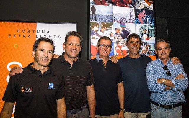 El Museo de la VOR de Alicante inaugura la exposición 'Historia de España en la Volvo Ocean Race'