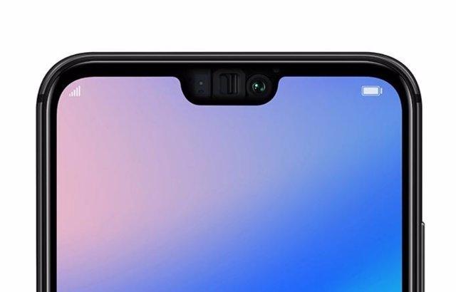 Notch de Huawei Nova 3e