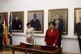 """Foto: El Gobierno acata la sentencia a favor de Ángela González por el asesinato de su hija: """"Estamos reparando derechos"""""""