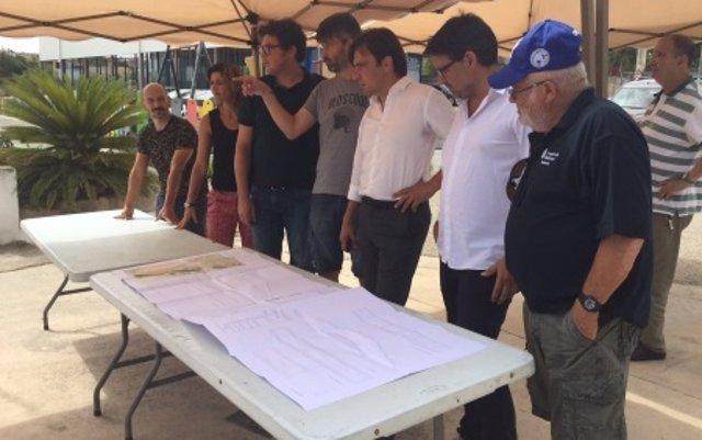 El Ayuntamiento de Sineu iniciará en septiembre la construcción de un túnel subterráneo en la Voltadora