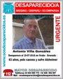 Buscan a un octogenario con alzheimer desaparecido en Ítrabo (Granada)