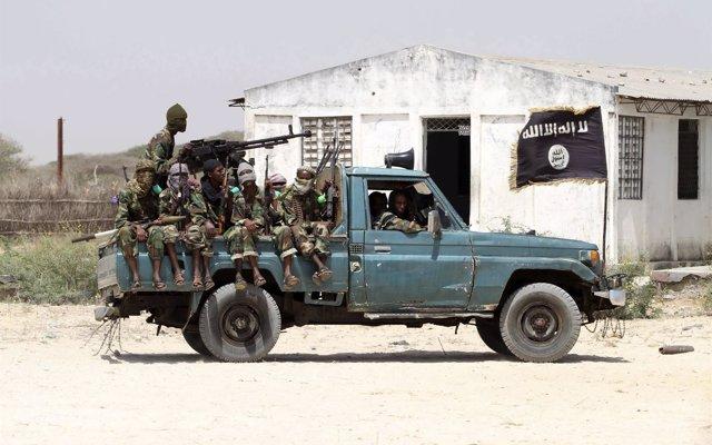 EEUU amplía su designación contra Al Shabaab para incluir la rama del grupo con base en Kenia