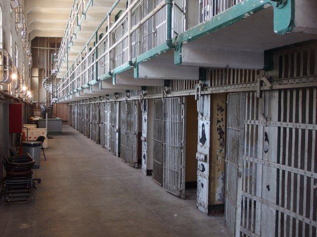 Cárcel en Buenos Aires (Argentina)