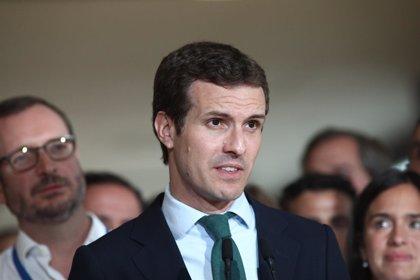 """Maroto asegura que Casado ha ganado el congreso con una diferencia """"muy evidente"""""""