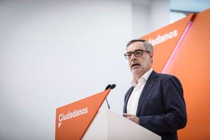 """Cs cree que Casado representa el """"continuismo"""" en el PP y que es """"más de lo mismo"""": """"Estamos ante el PP de siempre"""""""