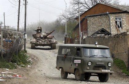 Muere un soldado de Azerbaiyán por disparos de Armenia en la frontera en la región de Nagorno-Karabaj