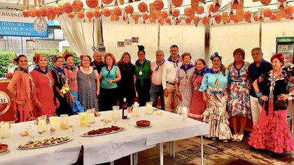 Las Casetas Taurinas y la Feria de la Gastronomía y el folclore regional se suman a las fiestas