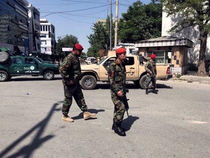 Las fuerzas afganas han matado o herido a más de 1.700 insurgentes en menos de tres semanas, según la OTAN