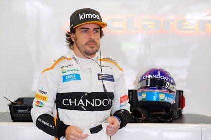 """Alonso: """"La posición es muy buena, salimos en nuestra 'pole'"""""""