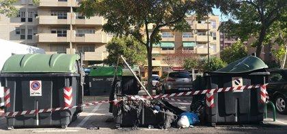 El PAR reclama de nuevo la instalación de contenedores ignífugos en Zaragoza