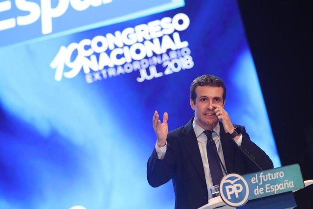 XIX Congreso extraordinario del PP