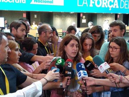 Marta Pascal renuncia a liderar el PDeCAT