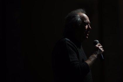 Serrat cancela su concierto en Vigo por una laringitis