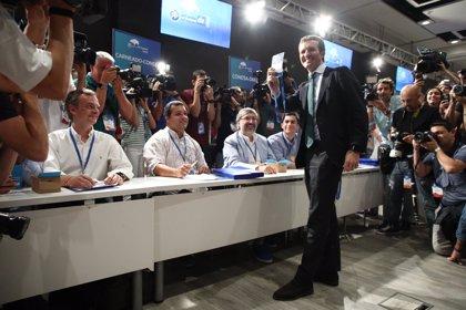 Pablo Casado, proclamado nuevo presidente del PP