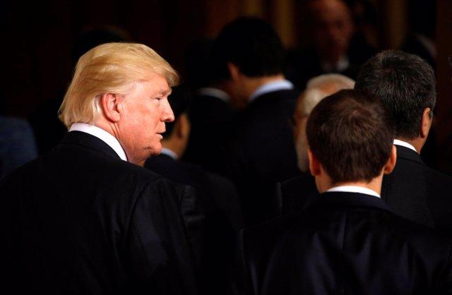 Trump en el G20