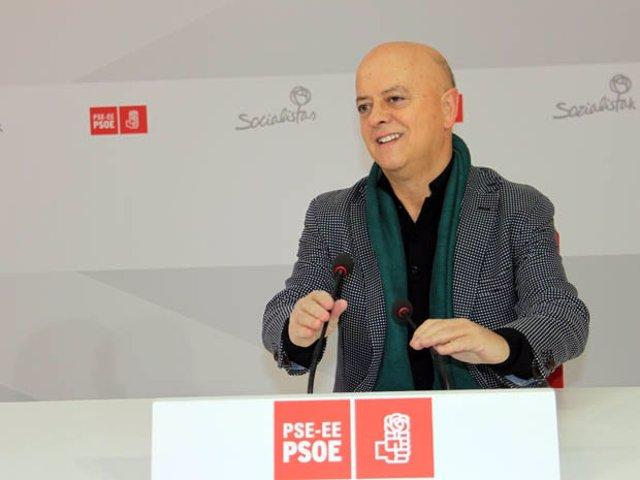 Foto de archivon de Odón Elorza