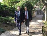 """Foto: Feijóo defiende que la elección de Casado no supone un """"giro"""" a la derecha: """"Estamos donde estábamos"""""""