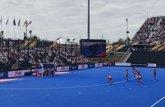 Foto: España empieza el Mundial femenino de hockey hierba con derrota ante Argentina