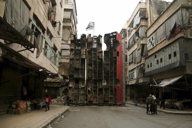 Foto de archivo de Siria