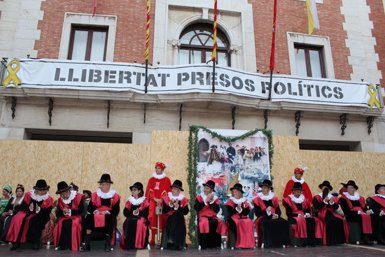 La Festa del Renaixement de Tortosa tanca portes amb xifra rècord en venda d'entrades i recaptació (ACN)
