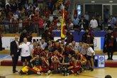 Foto: España recupera el trono europeo goleando a Portugal