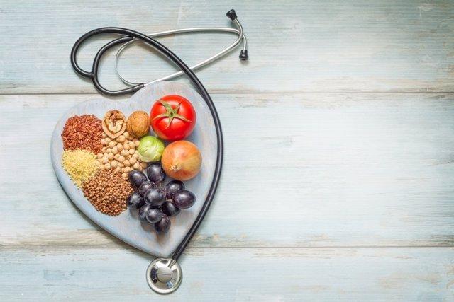 Dieta sana, alimentos, colesterol bueno