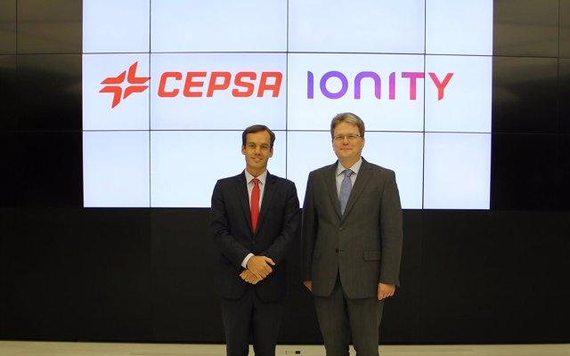 Cepsa se alía con Ionity para instalar cargadores ultrarrápidos para coches eléctricos en España y Portugal