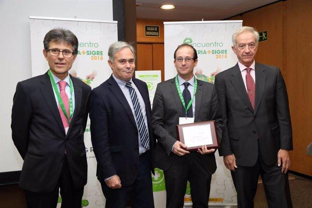 SIGRE reconoce a AbbVie por la reducción del impacto ambiental de sus envases