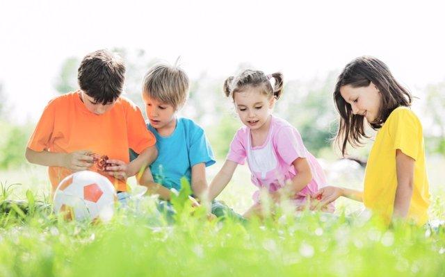 6 juegos con balón para mejorar la psicomotricidad de los niños