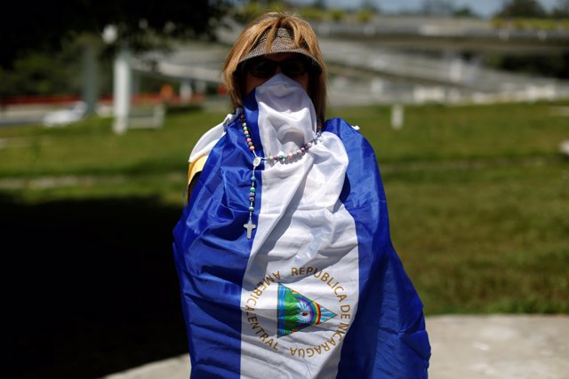Policía confirma 3 muertos en enfrentamiento con manifestantes en Nicaragua