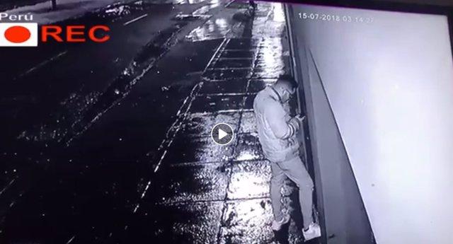 Intento de robo