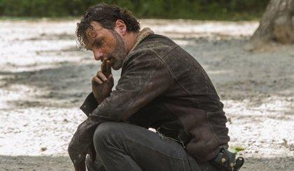 "Emotiva despedida de Andrew Lincoln a los fans de The Walking Dead: ""Prometí no llorar, ya he llorado mucho en pantalla"""