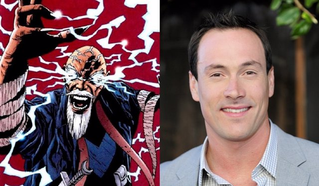 Chris Klein será Cicada en The Flash