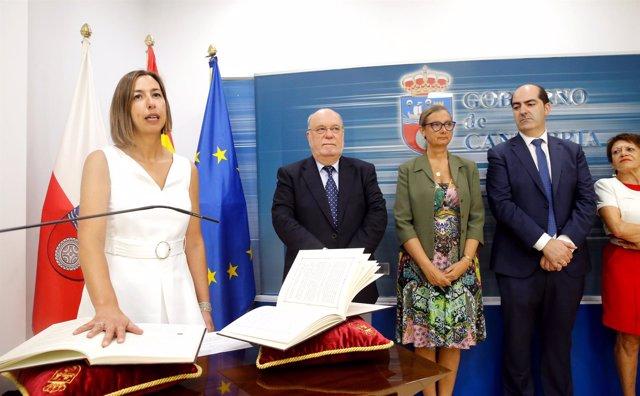 María Sánchez Ruiz, nueva directora de Economía y Asuntos Europeos
